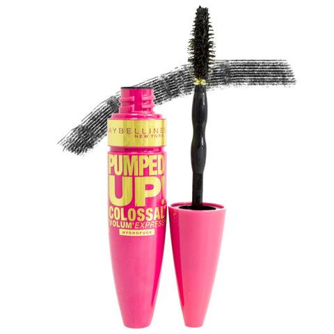 6761a8efc6d Maybelline Volum'Express Pumped Up! Colossal Waterproof Mascara ...