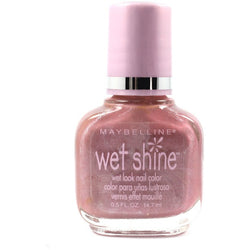 Maybelline Wet Shine Wet Look Nail Color, 0.5 oz.