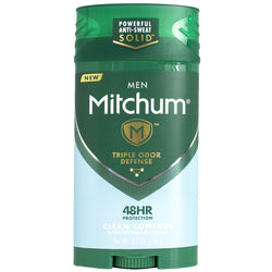 Mitchum Advanced Control Deodorant, Clean Control