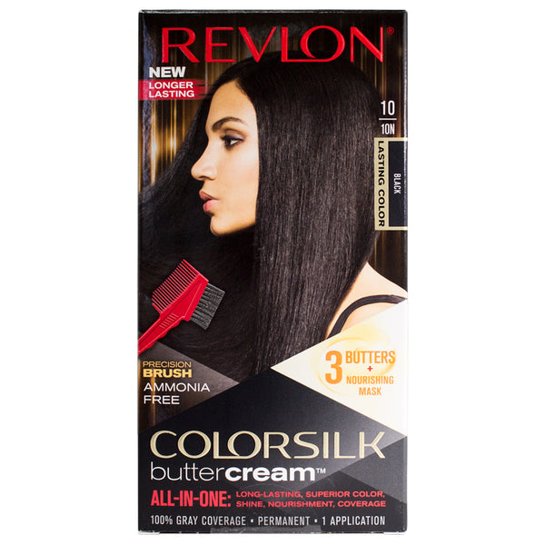 Revlon ColorSilk Buttercream All-in-One Permanent Haircolor
