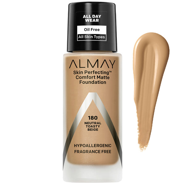 Almay Skin Perfecting Comfort Matte Foundation