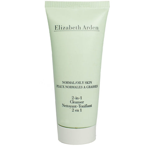 Elizabeth Arden 2 in 1 Cleanser for Normal/Oily Skin 1.7 oz