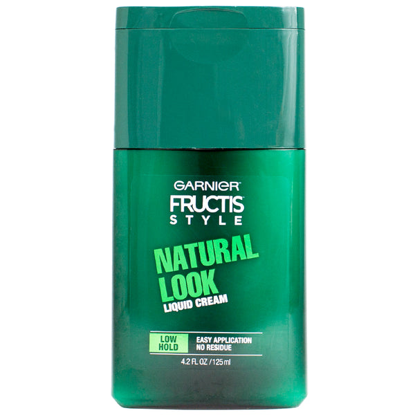 Garnier Fructis Style Natural Look Liquid Hair Cream 4.2 fl oz