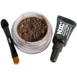 NYC New York Color Smooth Mineral Loose Eye Powder Kit