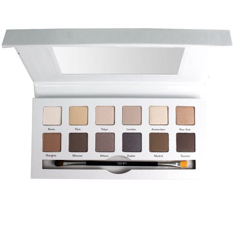 Cargo Cosmetics AROUND THE WORLD 12-Pan Eye Shadow Palette