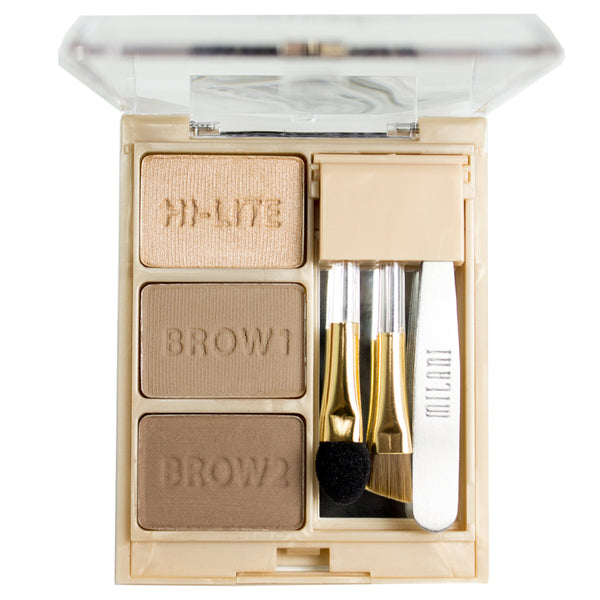 Milani Brow Fix Brow Shaping Kit - 01 Light (2-Pack)