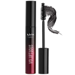 NYX Lush Lashes Mascara, Voluptuous (Black)