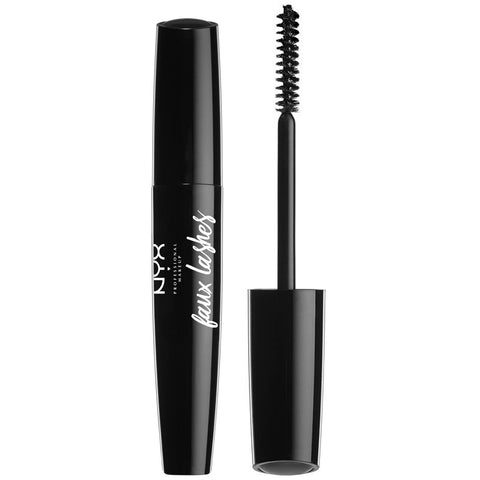 NYX Boudoir Collection Faux Lashes Mascara - Black