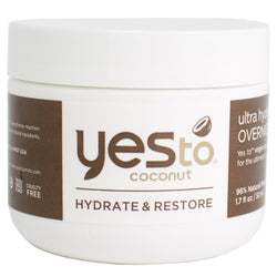 Yes To Coconut Ultra Hydrating Overnight Creme 1.7 fl oz