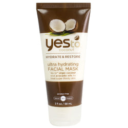 Yes To Coconut Ultra Hydrating Facial Mask 2 fl oz