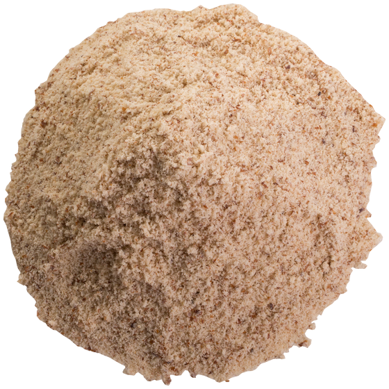 - NATURAL ALMOND MEAL 25LB - $4.49LB
