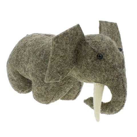 Fiona Walker England Elephant Bookend Nursery Decor Baby Gift