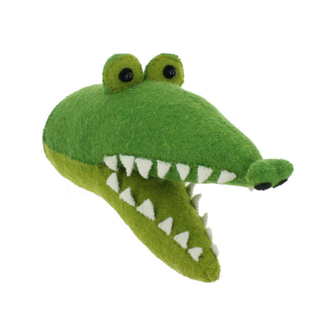 FIona Walker Crocodile Head Mini
