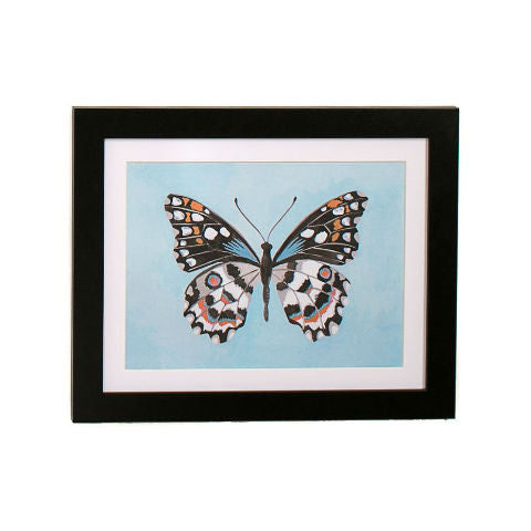 Butterfly Art Print Nursery Art