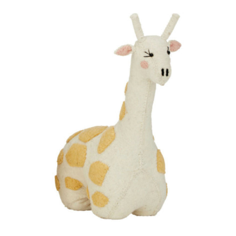 Fiona Walker Giraffe Bookend Nursery Decor