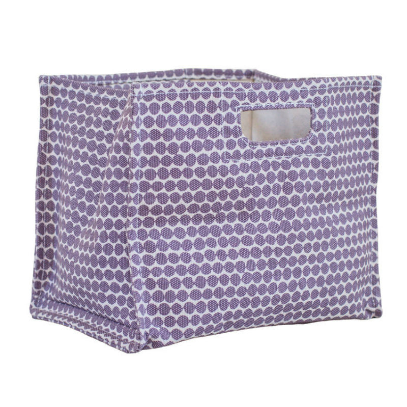 Hable Construction Purple Storage Bin