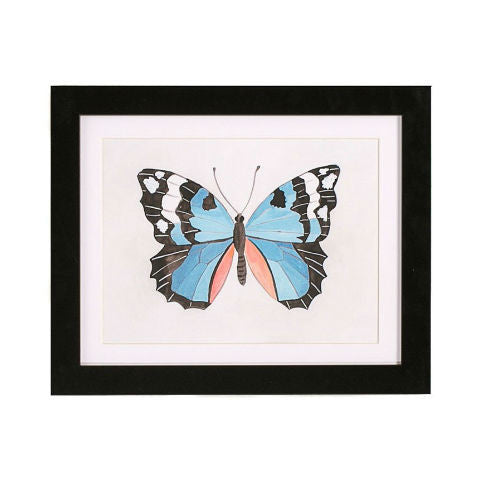 onecanoetwo Imperial Butterfly Print nursery art