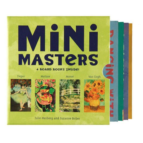 Mini Masters Children's Book Boxed Set