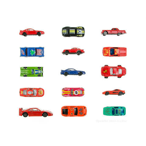 Matchbox Car Photography Nursery Art