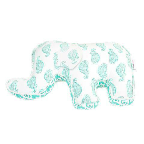 Rikshaw Design Ellie Pillow Taj Turquoise