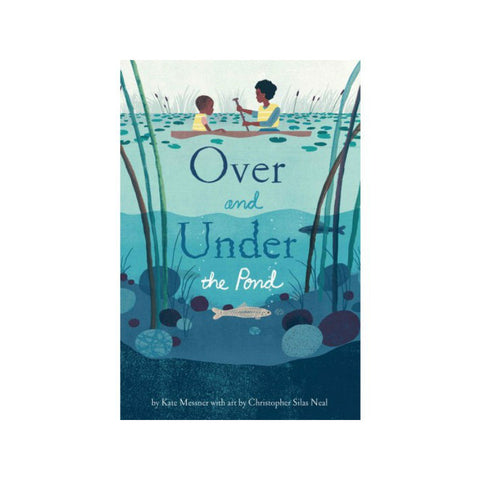Over and Under the Pond Kate Messner