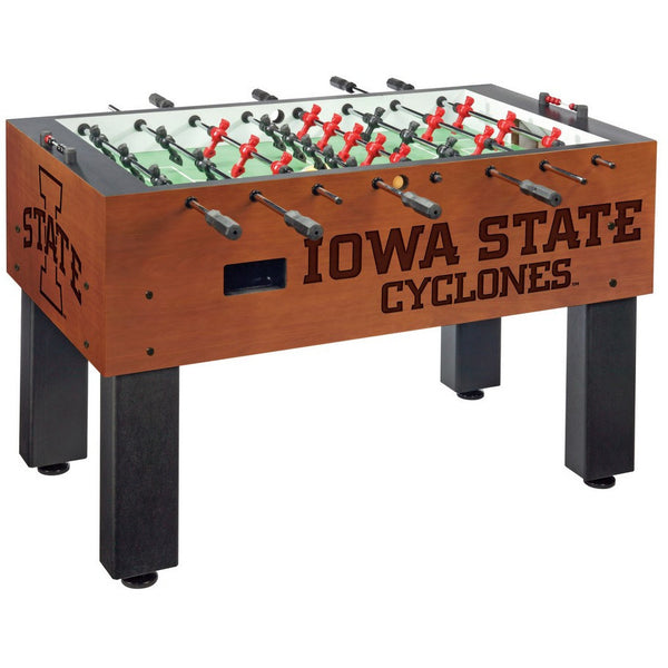 Iowa State Logo Foosball Table - Foosball Master