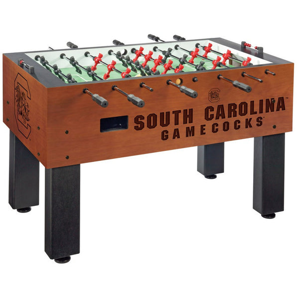 South Carolina Logo Foosball Table - Foosball Master