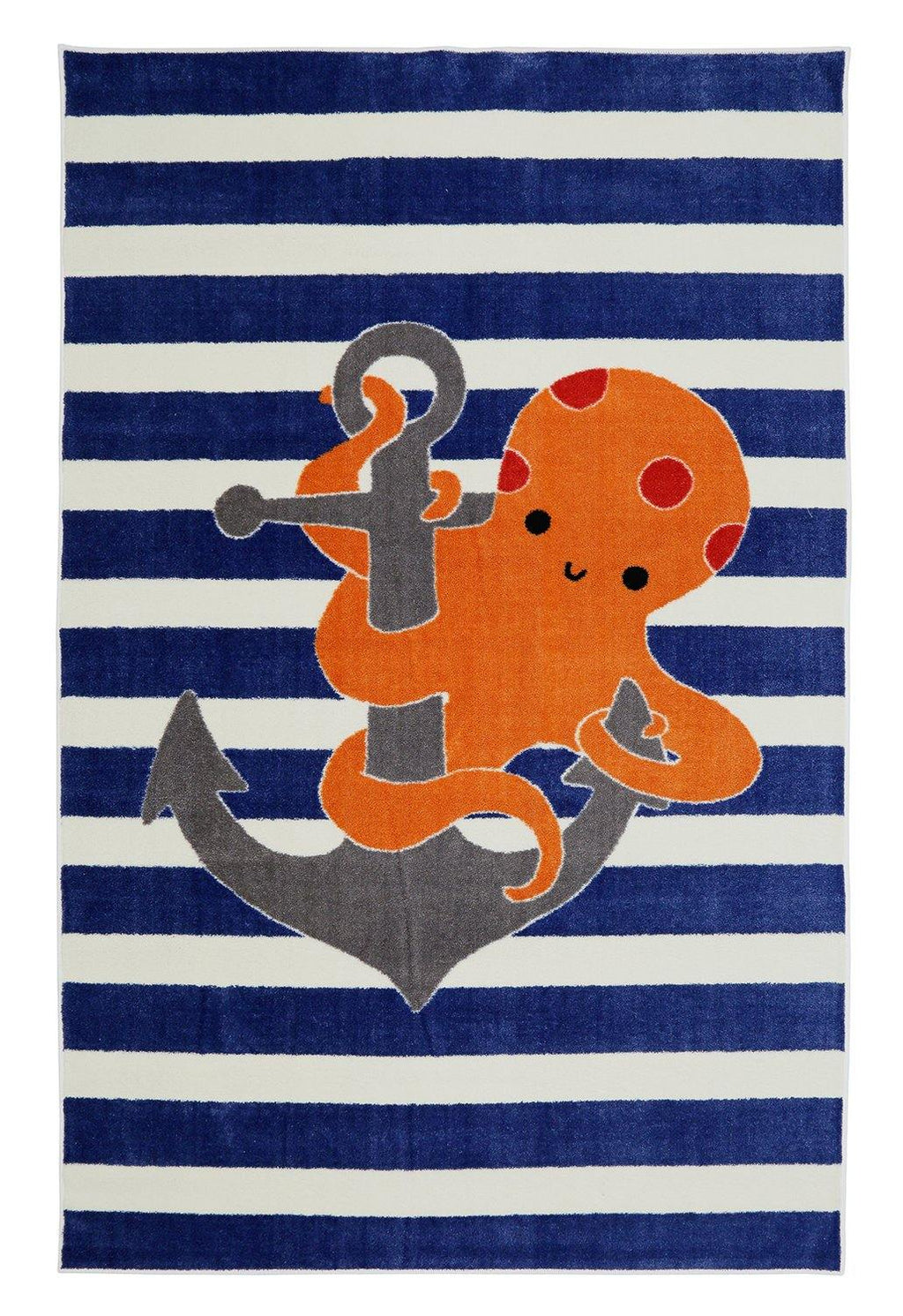 Mohawk Aurora (Kids) Little Octopus Multi 12389-416 Area Rug
