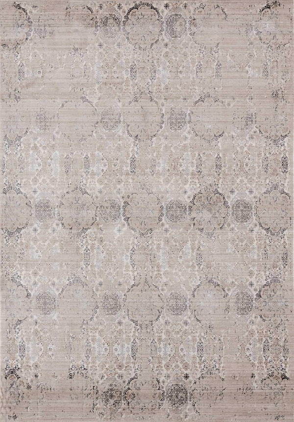 United Weavers Soignee York 1805-40293 Light Taupe Area Rug