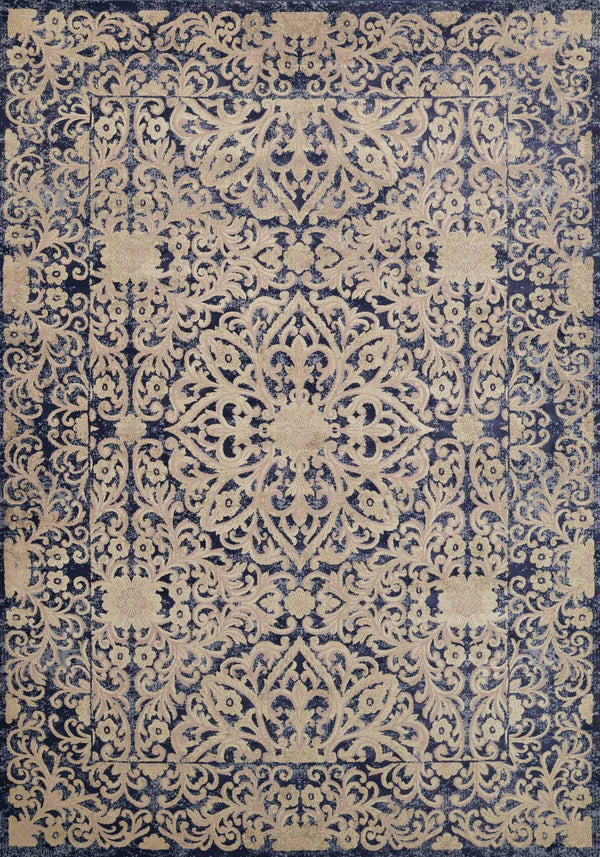 United Weavers Panama Jack Original Sevilla 1821-40362 Blueberry Area Rug