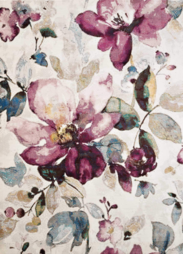 United Weavers Rhapsody Floral Garden 1830-30475 Multi Area Rug