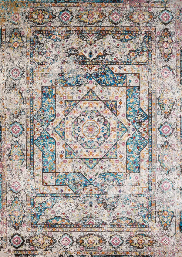 United Weavers Rhapsody Acton 1830-30575 Multi Area Rug