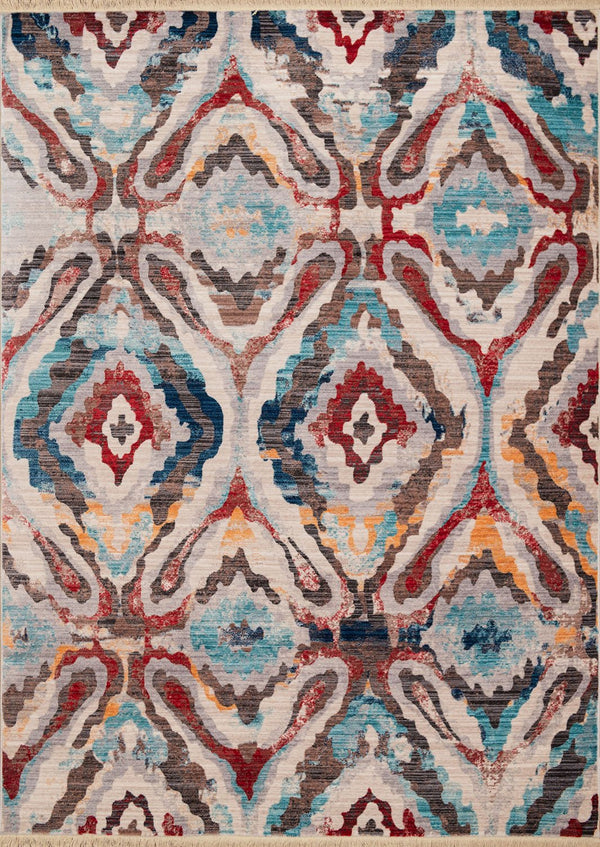 United Weavers Monaco Mont Agel 1950--10875 Multi Area Rug