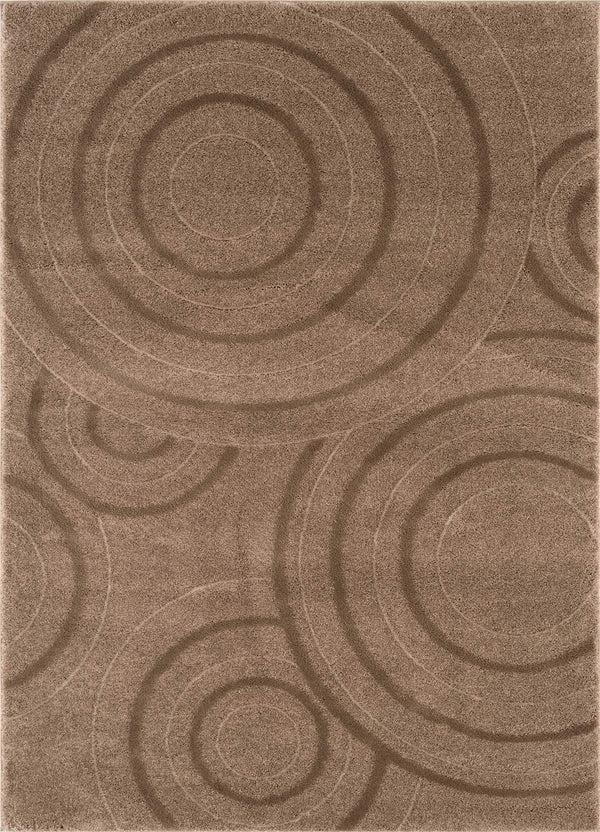United Weavers Mystique Enid 1955-02026 Beige Area Rug