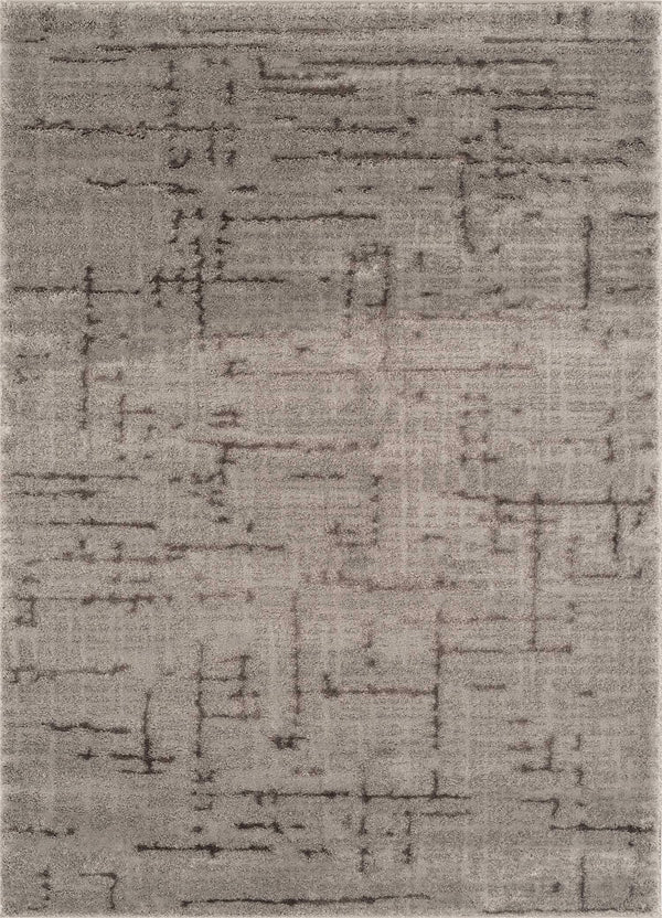 United Weavers Mystique Kismet 1955-02172 Grey Area Rug