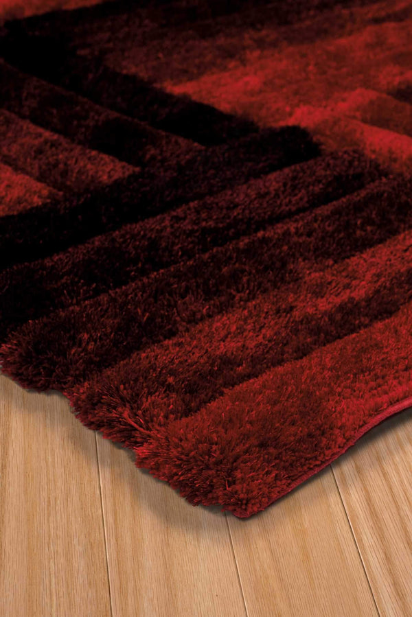United Weavers Finesse Flagstone 2100-20330 Red Area Rug