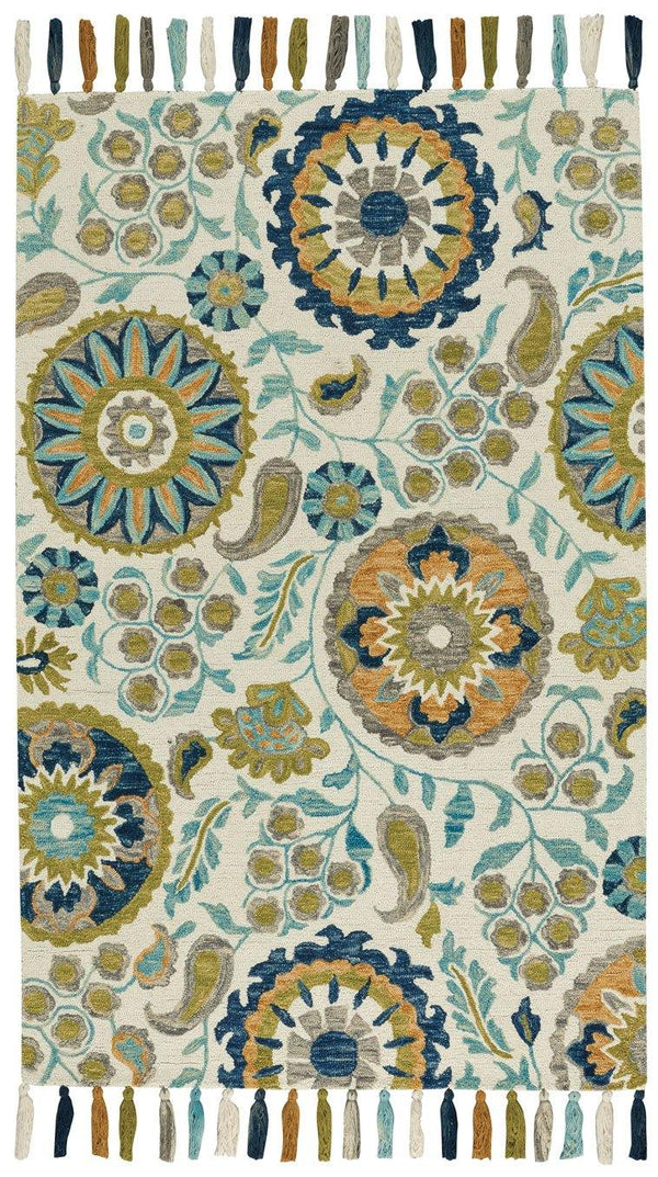 Capel Rambler-Padra 2583-620 Bloom Area Rug