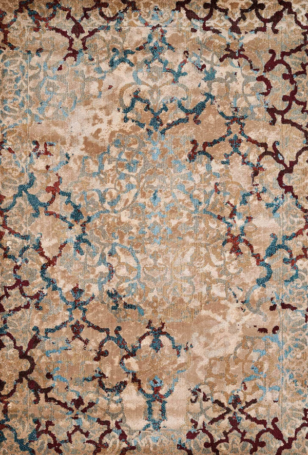 United Weavers Jules Andalusite 3000-00994 Taupe Area Rug