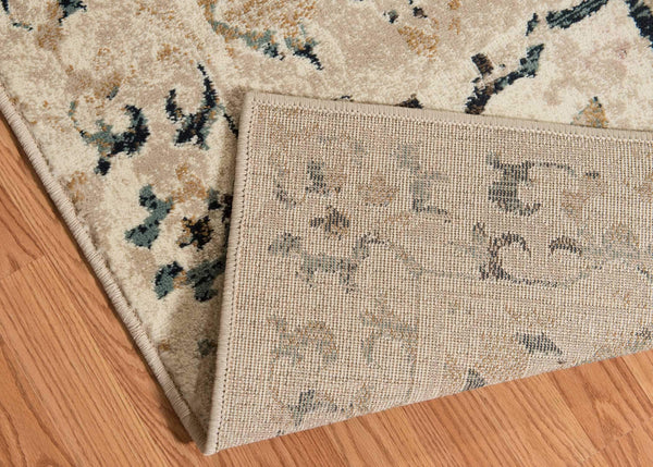 United Weavers Bridges Villa Bella 3001-00397 Linen Area Rug