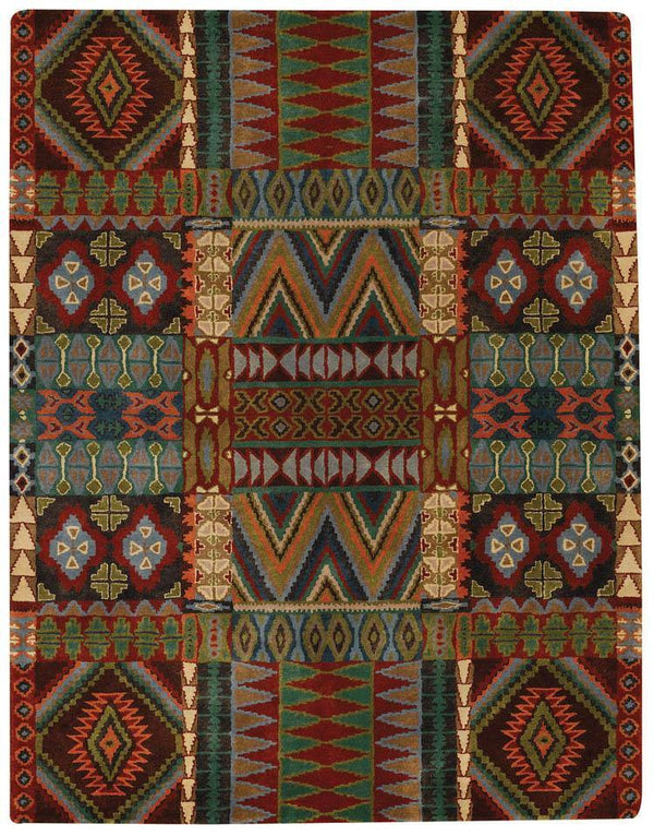 Capel Big Horn 3055-950 Multitone Area Rug