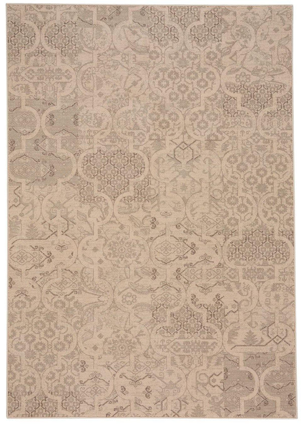 Capel Municipality-Sojourn 3418-325 Grey Area Rug