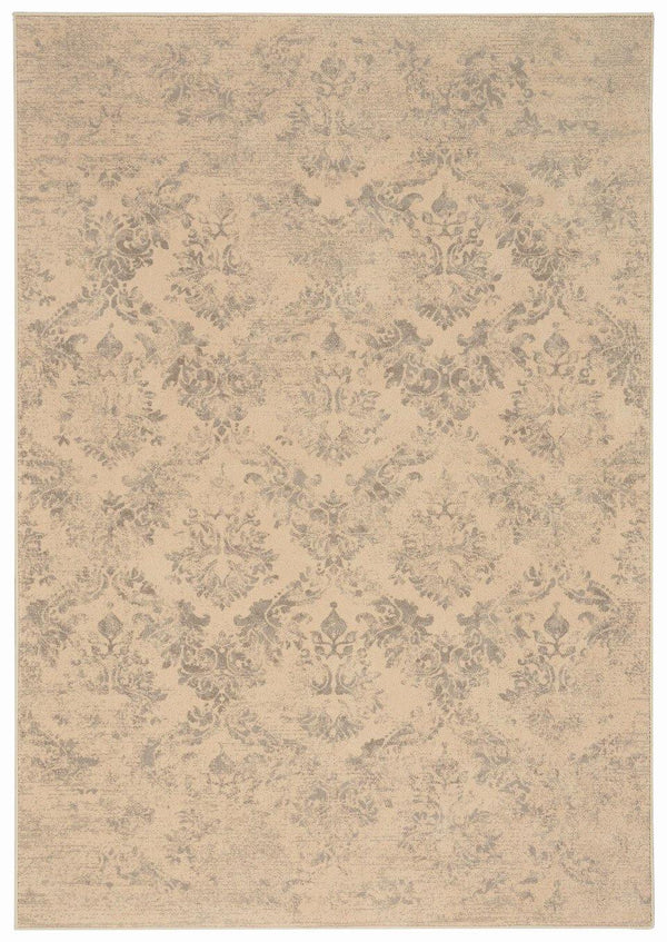 Capel Kevin O'Brien Gilt 3421-318 Silver Area Rug