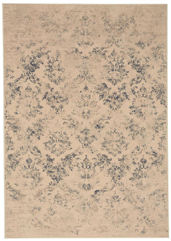 Capel Kevin O'Brien Gilt 3421-623 Cream Green Area Rug