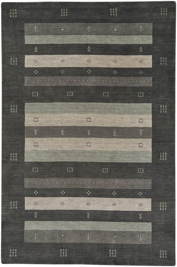 Capel Gava 3495-300 Charcoal Area Rug