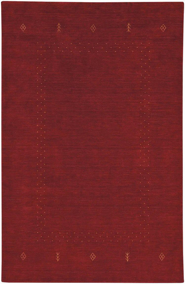 Capel Gava 3495-550 Crimson Area Rug