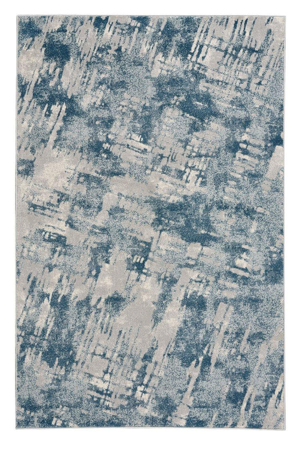 Capel Kevin O'Brien Sketch 3710-440 Blue Area Rug