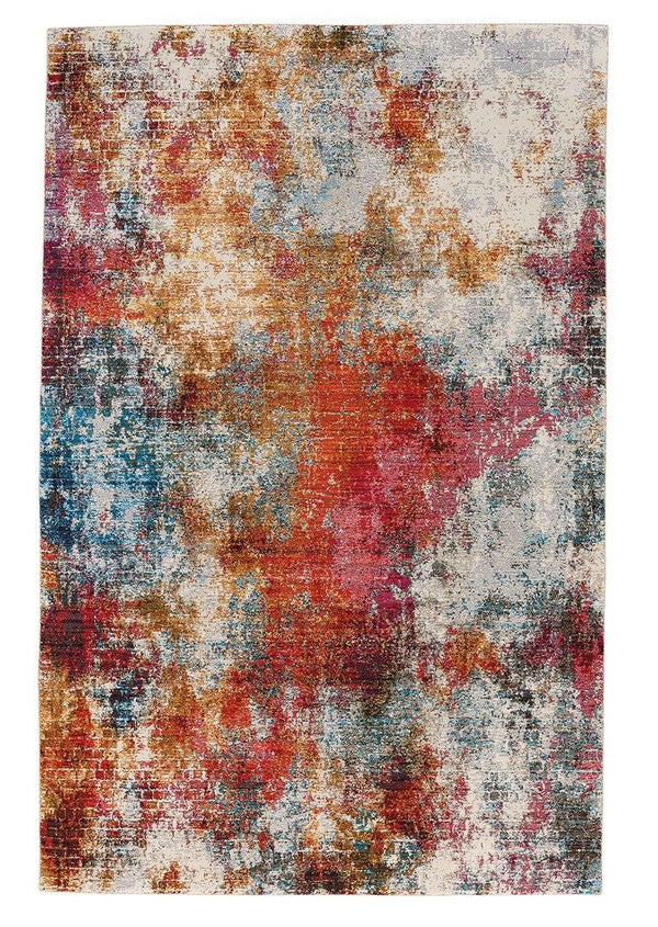 Capel Flame-Alonso 3810-950 Multi Area Rug