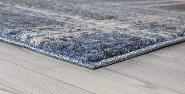 United Weavers Serenity Helem 403-10561 Midnight Blue Area Rug