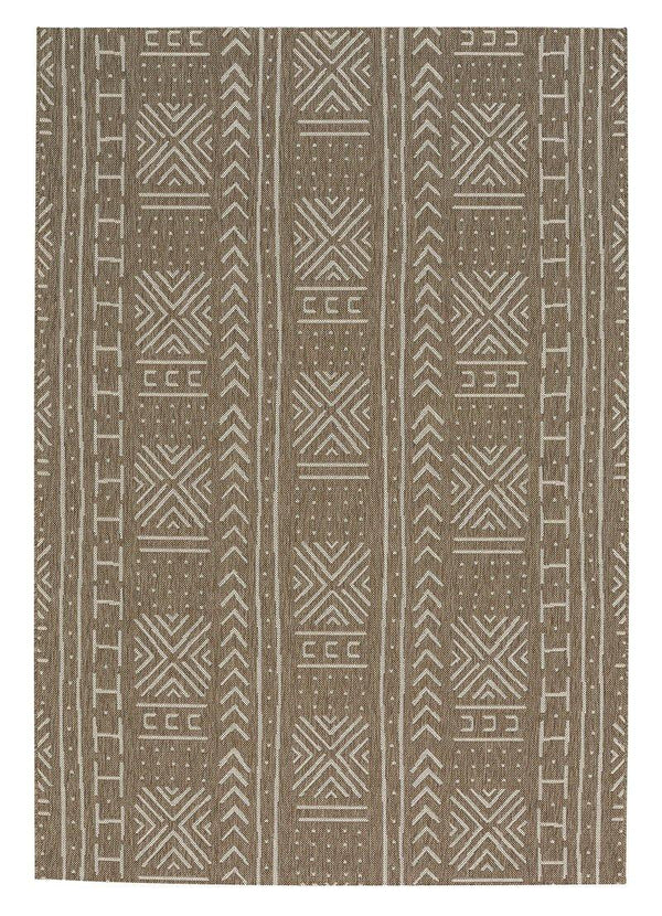 Capel Genevieve Gorder Elsinore-Mali Cloth 4722-675 Wheat Area Rug