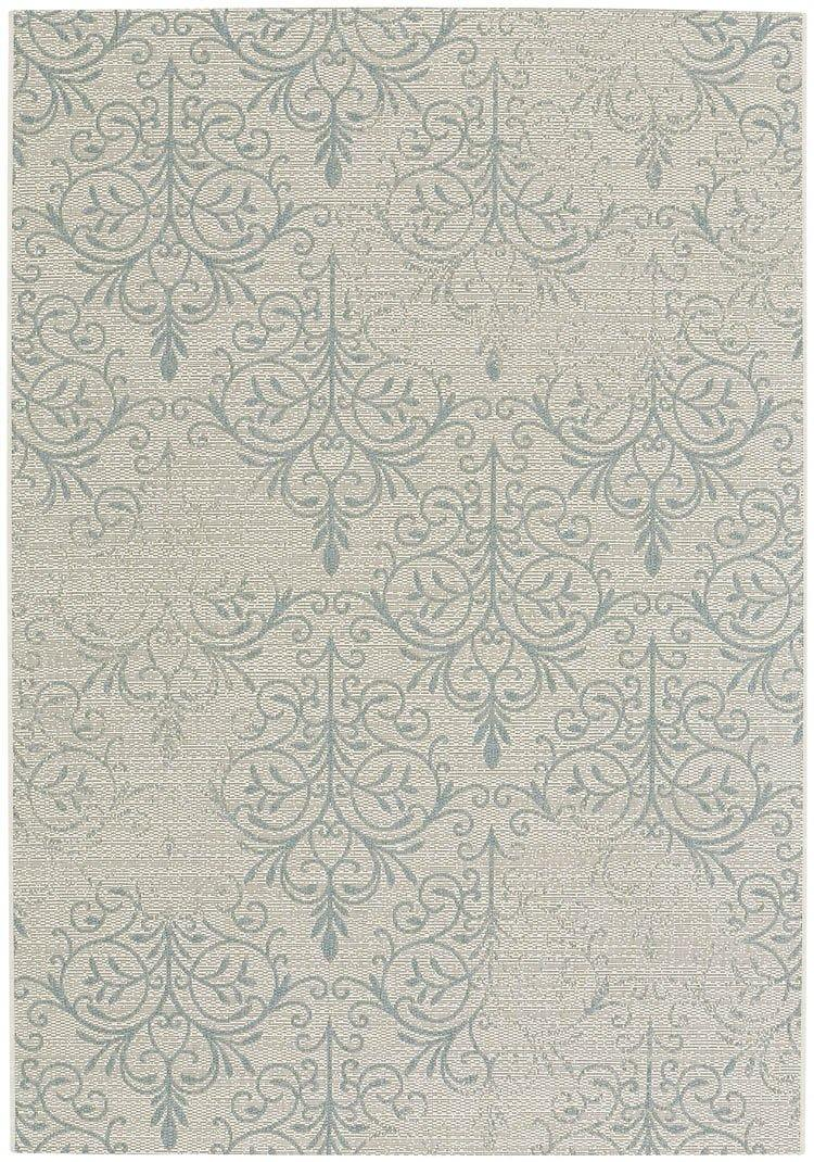 Capel Elsinore-Heirloom 4736-420 Blue Area Rug